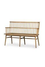 Oak + Arrow Interiors Aspen Bench