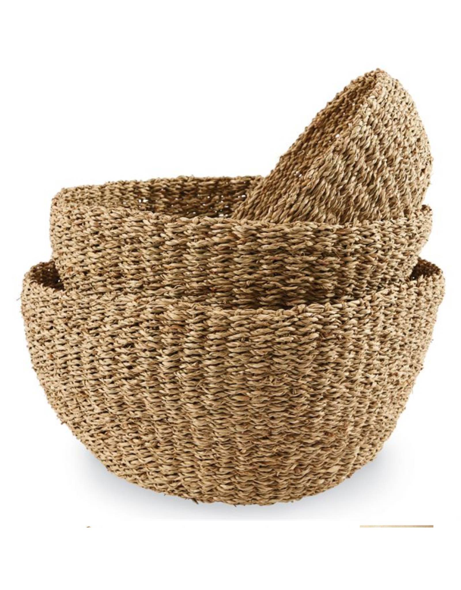 Oak + Arrow Interiors Nested Basket - Small