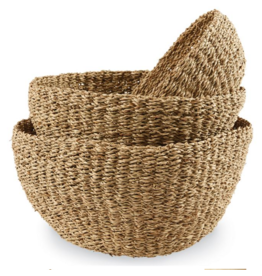 Oak + Arrow Interiors Nested Basket - Small
