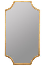 Oak + Arrow Interiors Lina Gold Mirror