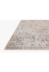 "Oak + Arrow Interiors SKYE Blush / Grey 2'3"" x 3'9"""
