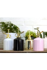 Oak + Arrow Interiors Mister Watering Can - White