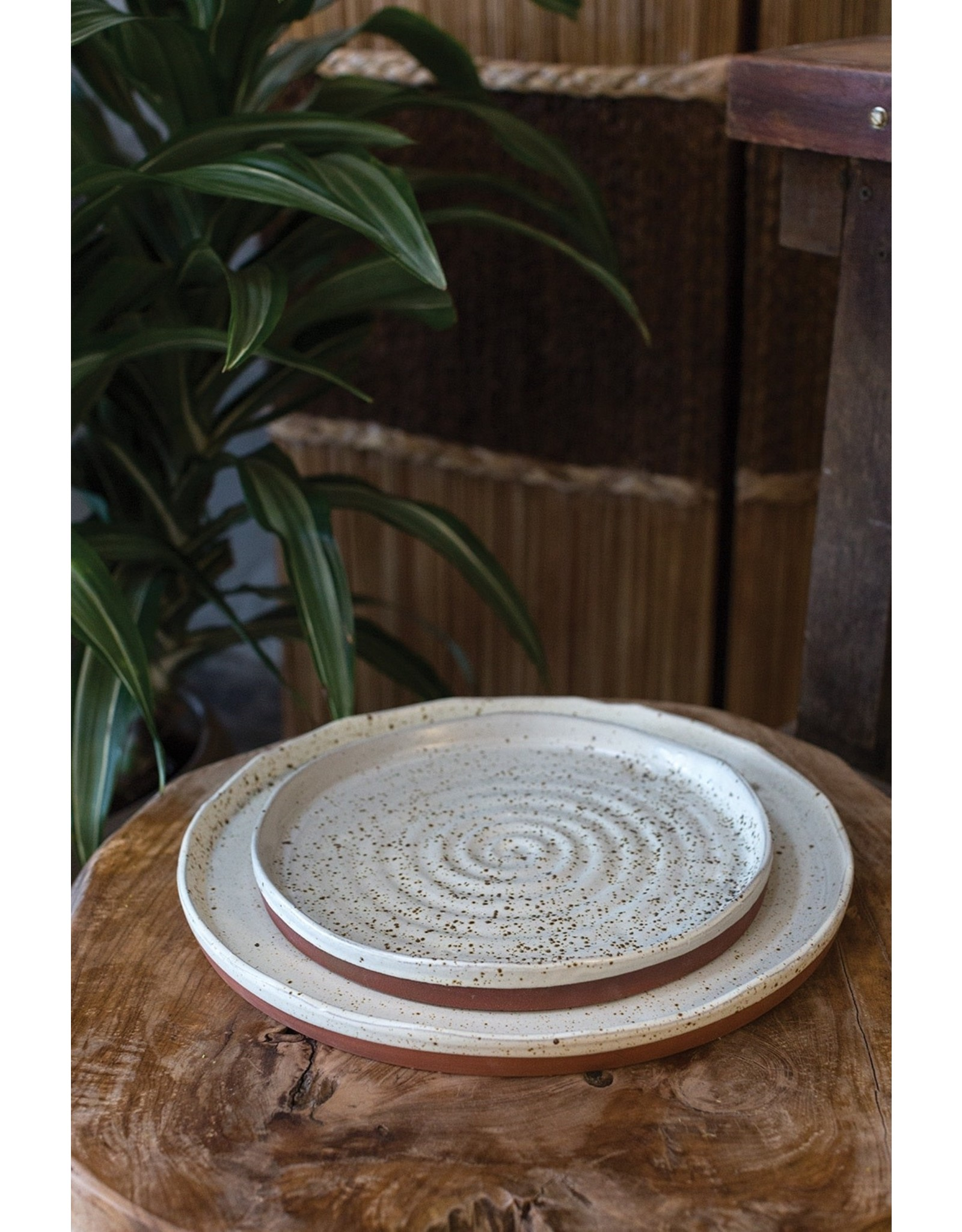 Oak + Arrow Interiors Como Saucer