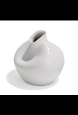 Obtuse Forms Matte Vase Ceramic