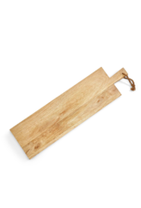 Oversized Handled Serving Board with Two-Sided Finish