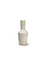 Oak + Arrow Interiors Horizontal Striped Vase Large 2