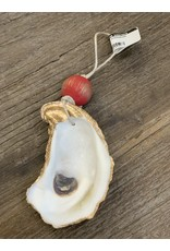 Oak + Arrow Interiors Oyster ornaments