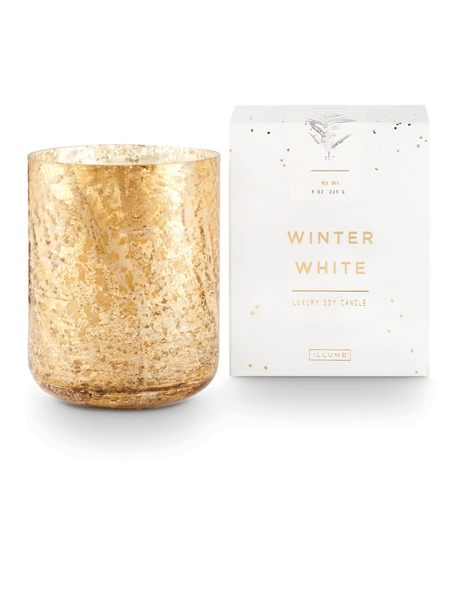 Oak + Arrow Interiors Winter White Small Luxe - 9oz
