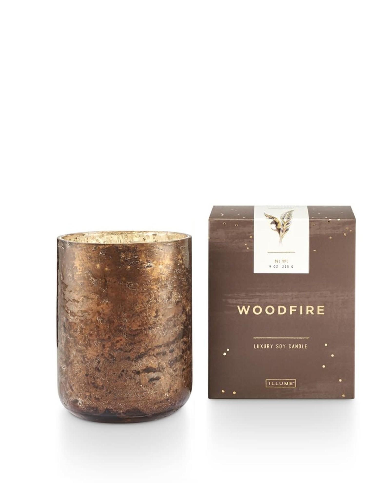 Oak + Arrow Interiors Woodfire Small Luxe - 9 oz