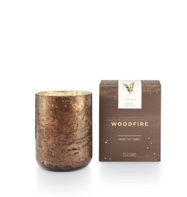 Oak + Arrow Interiors Woodfire Small Luxe - 9 oz