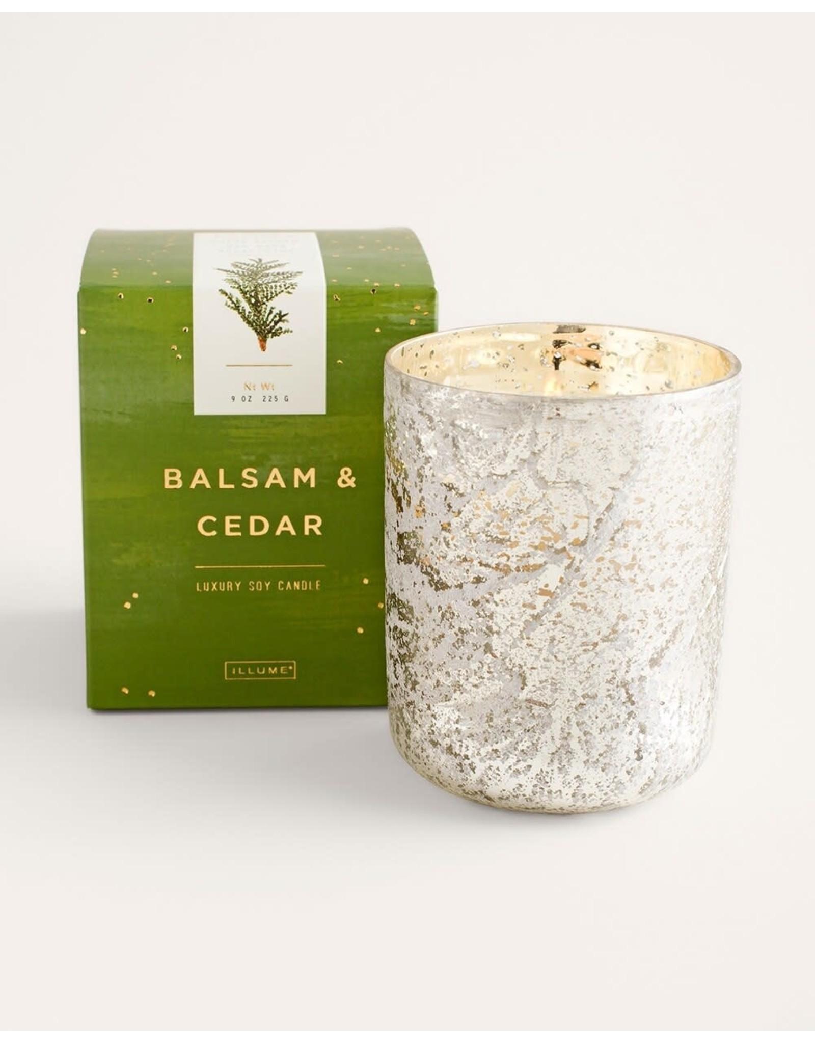 Oak + Arrow Interiors Balsam & Cedar Small Luxe - 9oz