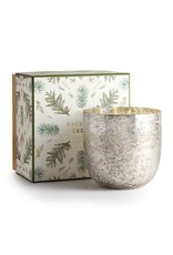 Oak + Arrow Interiors Balsam & Cedar Luxe Sanded Mercury Glass - 22oz