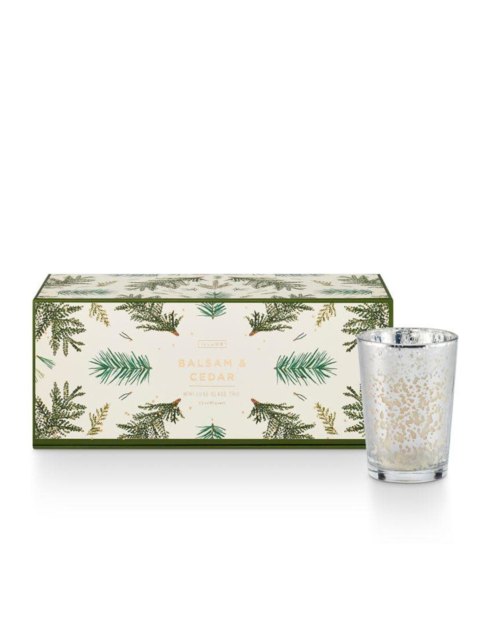 Oak + Arrow Interiors Balsam & Cedar Noble Holiday Gift Set