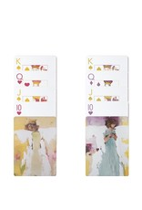Oak + Arrow Interiors Angel Series Playing Cards