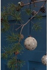 Oak + Arrow Interiors Donner Ornament 4""
