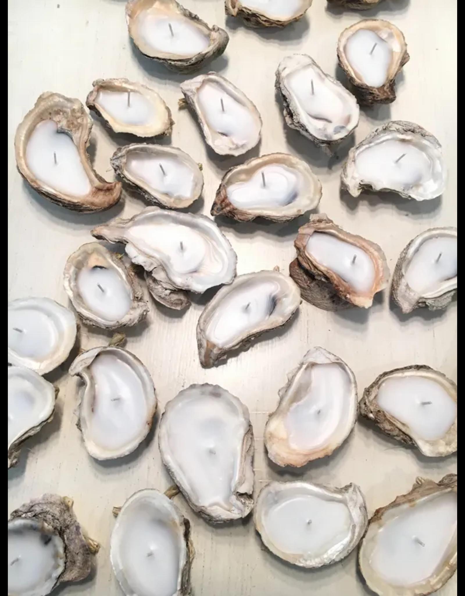 Oak + Arrow Interiors Oyster Gift Set - Sea Salt & Palmetto