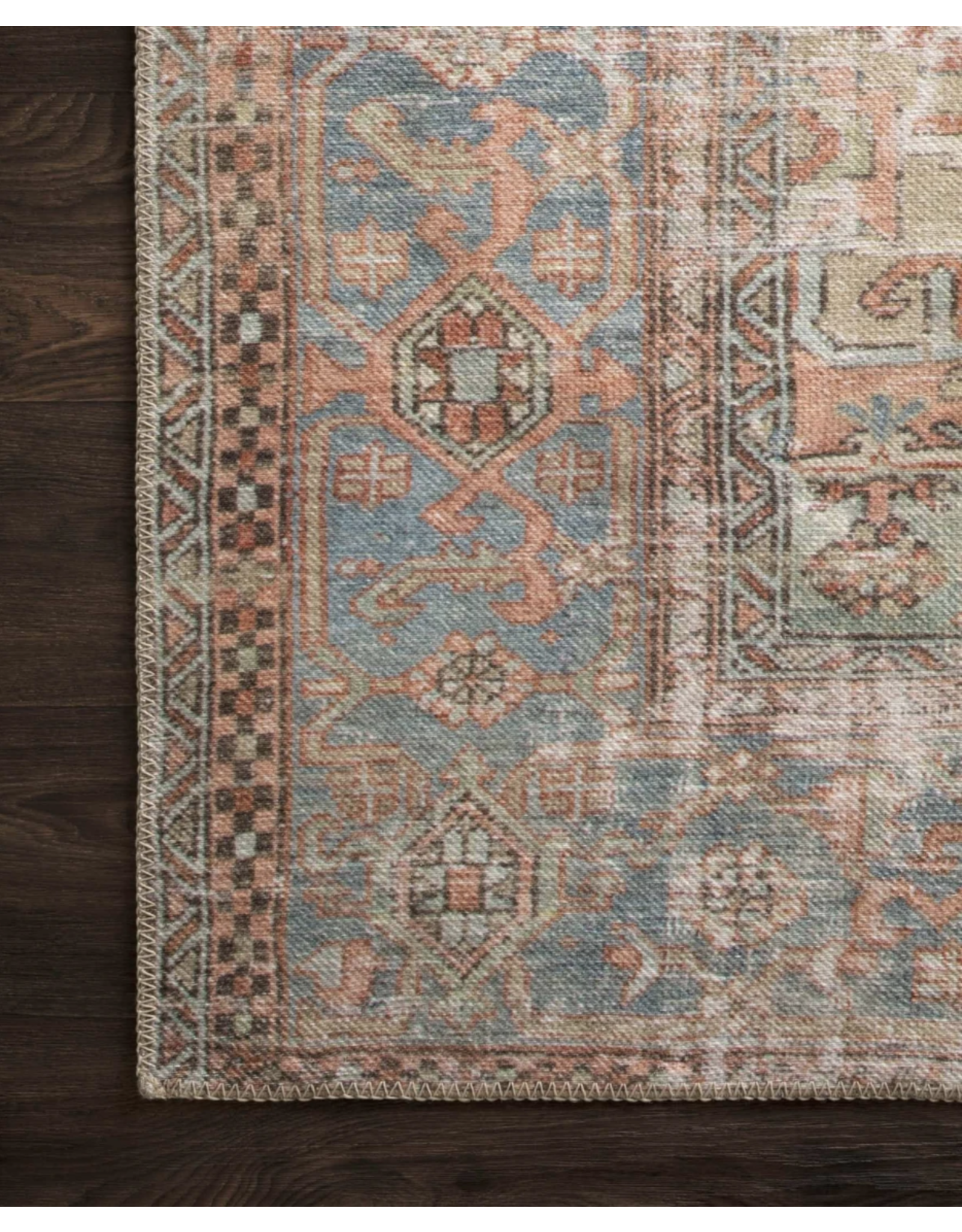 "Oak + Arrow Interiors Loren Area Rug - 3'6"" x 5'6"""