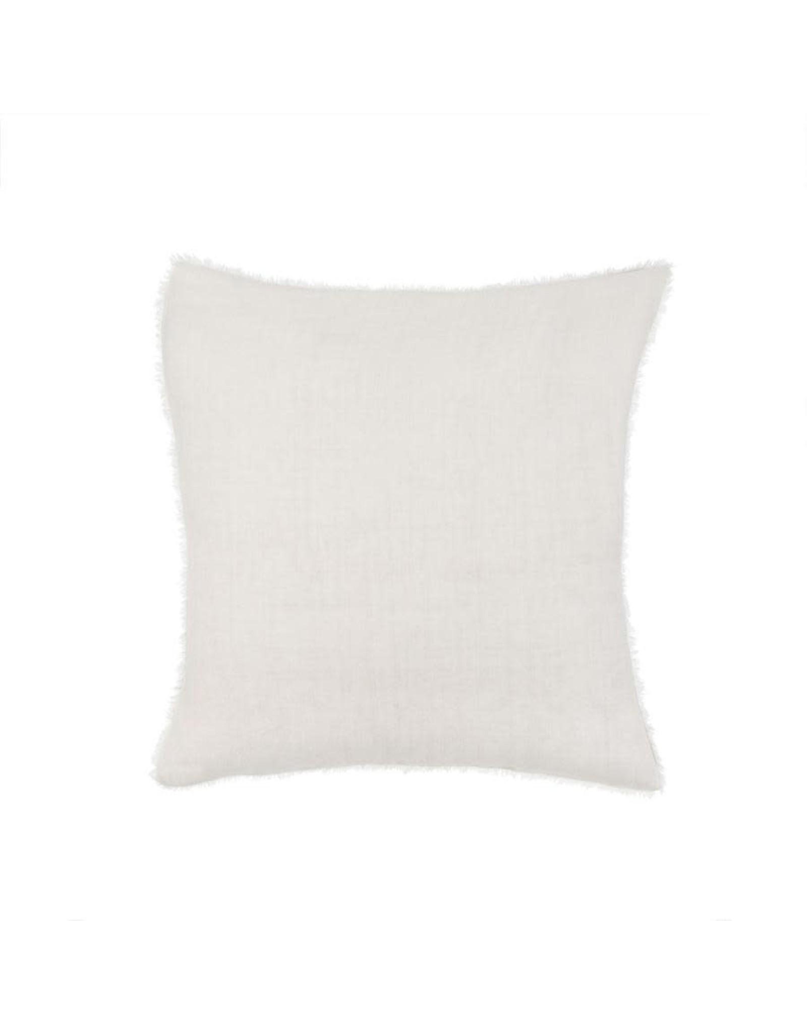 24x24 Lina Linen Pillow, Natural