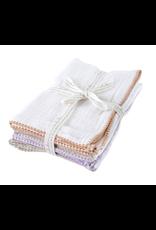 Oak + Arrow Interiors Terra Stitched Edge Tea Towels