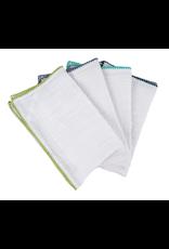 Oak + Arrow Interiors Ocean Stitched Edge Tea Towels