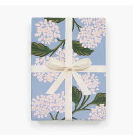 Roll of 3 Hydrangea Wrapping Sheets