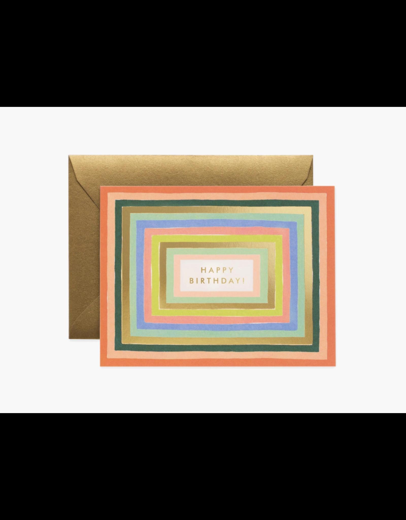 Disco Birthday Card