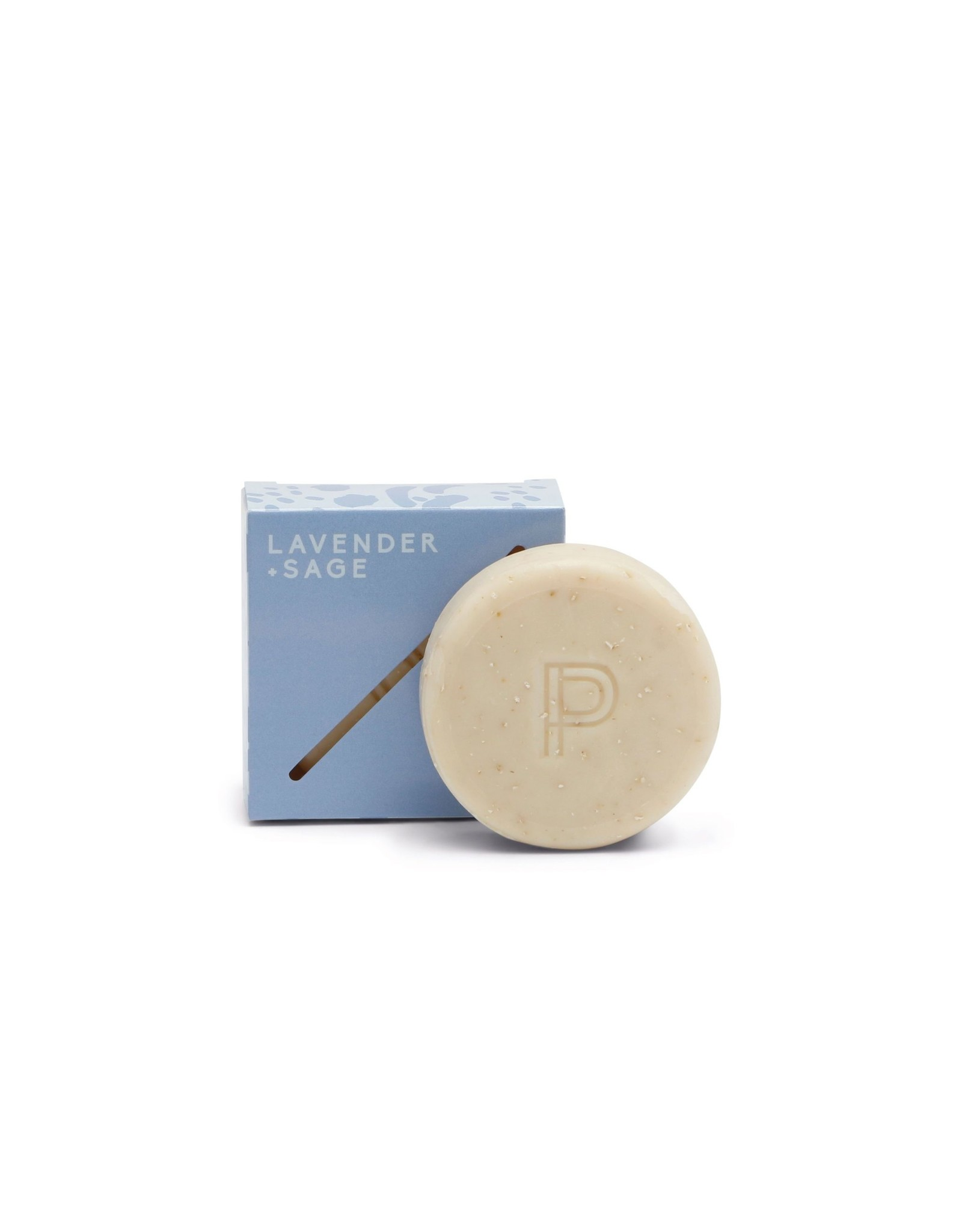 Oak + Arrow Interiors Oatmeal Bar Soap - Lavender & Sage