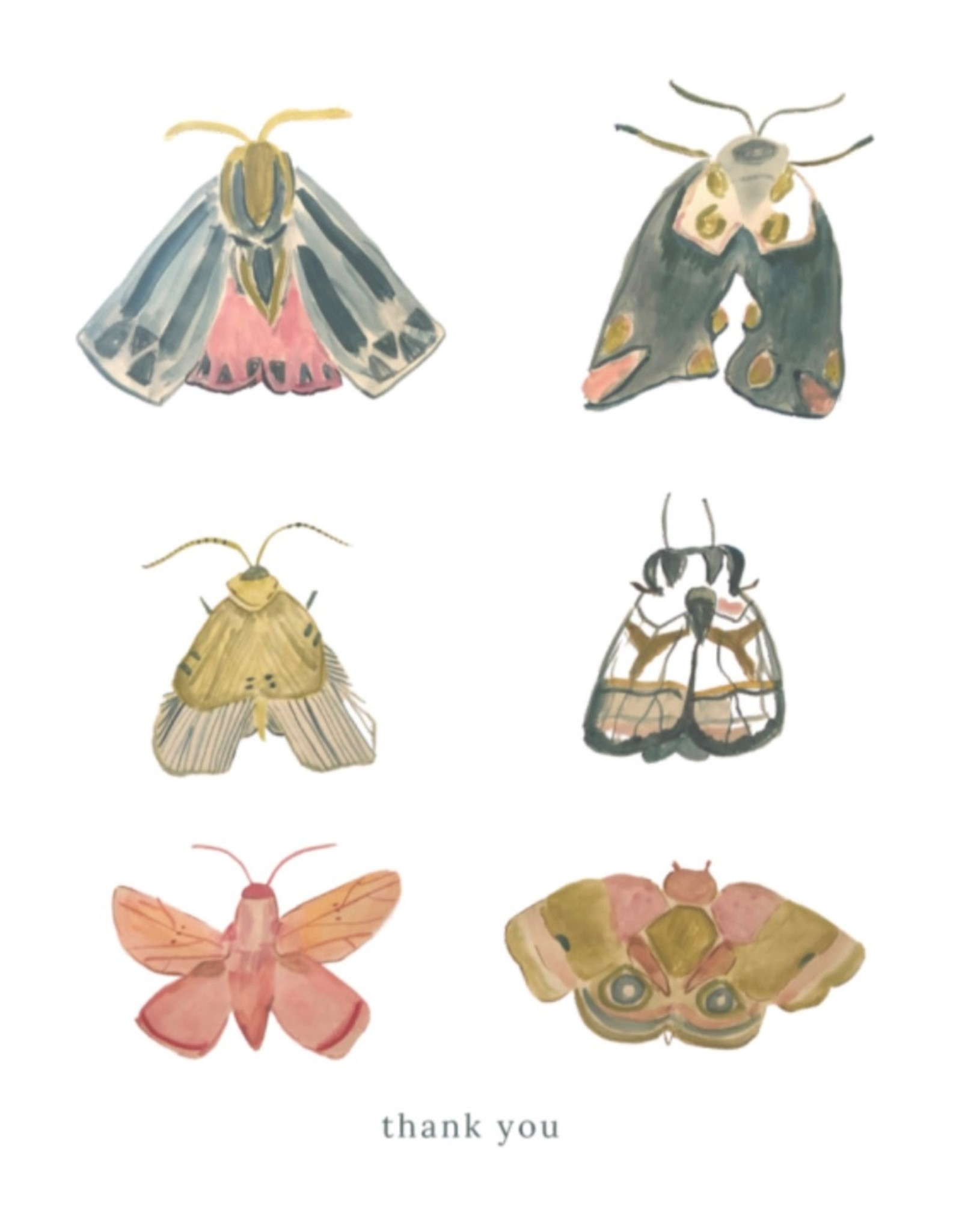 Butterfly Stationary
