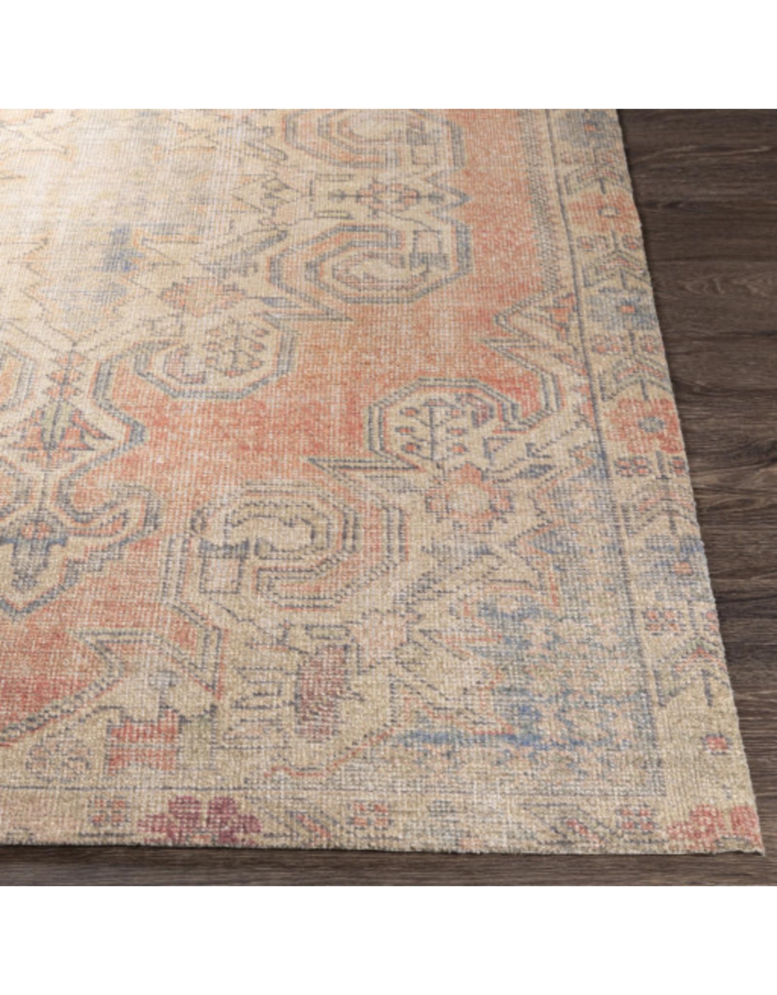 Oak + Arrow Interiors Unique Rug - Orange 2' x 3'