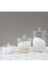 Oak + Arrow Interiors Clear Utility Jar - Small