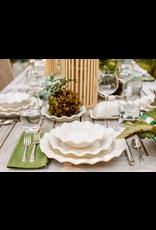 Ruffle Dinner Plate