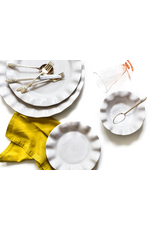 Ruffle Round Salad Plate