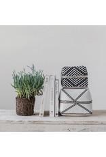 Oak + Arrow Interiors Bamboo Keben - Large (White)
