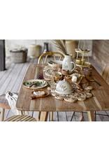 Oak + Arrow Interiors Hand-Woven Jute Table Runner