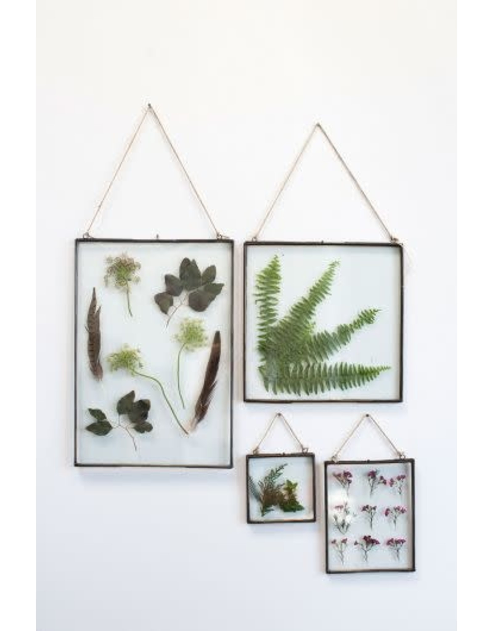 "Oak + Arrow Interiors Hanging Metal Frame - 8""x 10.5"""
