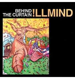 !llmind - Behind The Curtain (2XLP + Download Card)