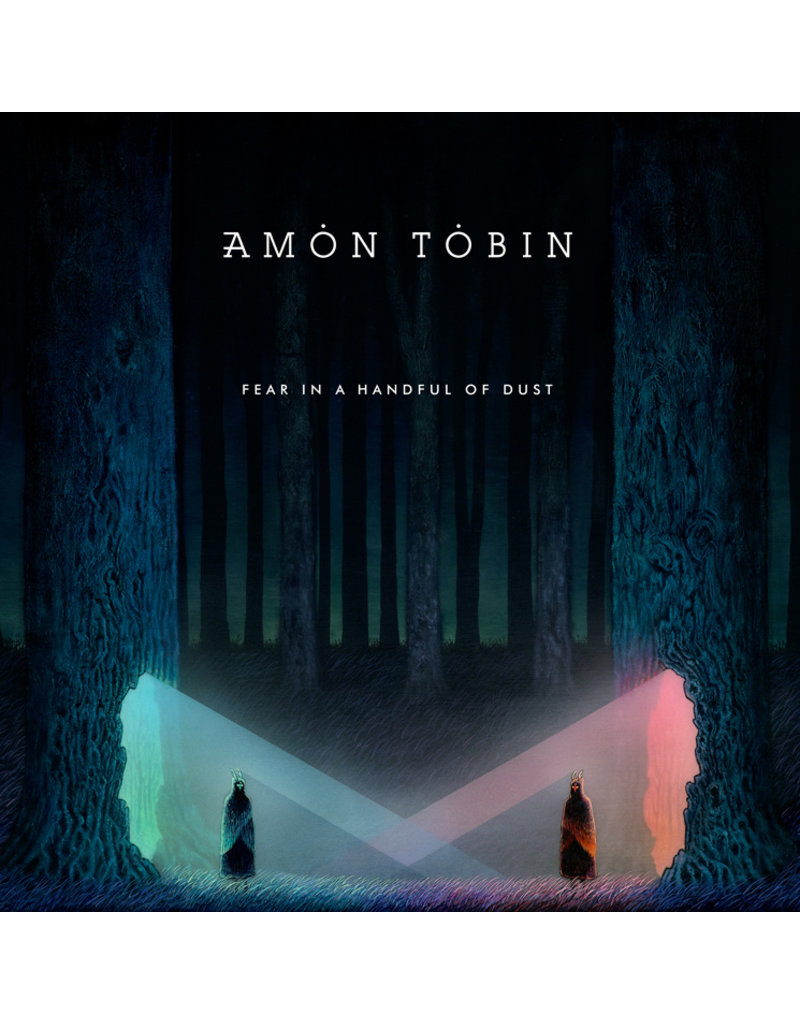 EL Amon Tobin - Fear In A Handful Of Dust LP