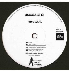 """Annibale O. - The P.A.V. 12"""""""