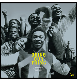 Various Artists – Doing Our Thing - More Soul From Jamdown 1970-82 2LP
