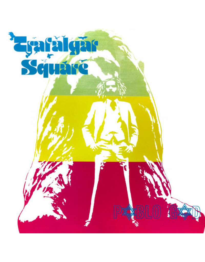 Pablo Gad – Trafalgar Square LP