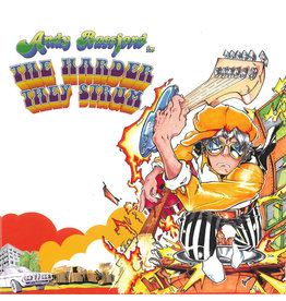 Andy Bassford – The Harder They Strum LP