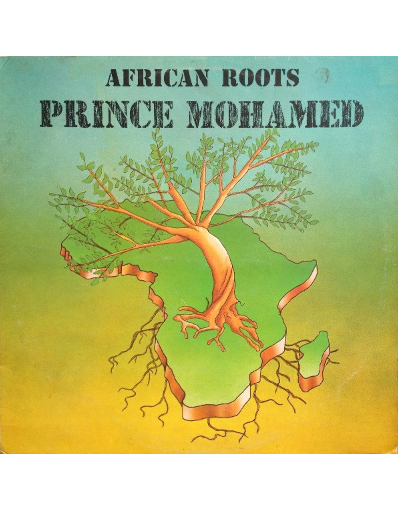 Prince Mohamed ‎– African Roots LP