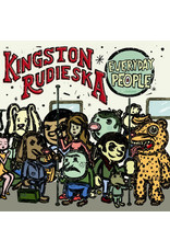 Kingston Rudieska ‎– Everyday People LP