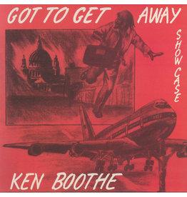 Burning Sounds Ken Boothe – Got To Get Away Showcase LP