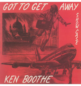 Ken Boothe ‎– Got To Get Away Showcase LP