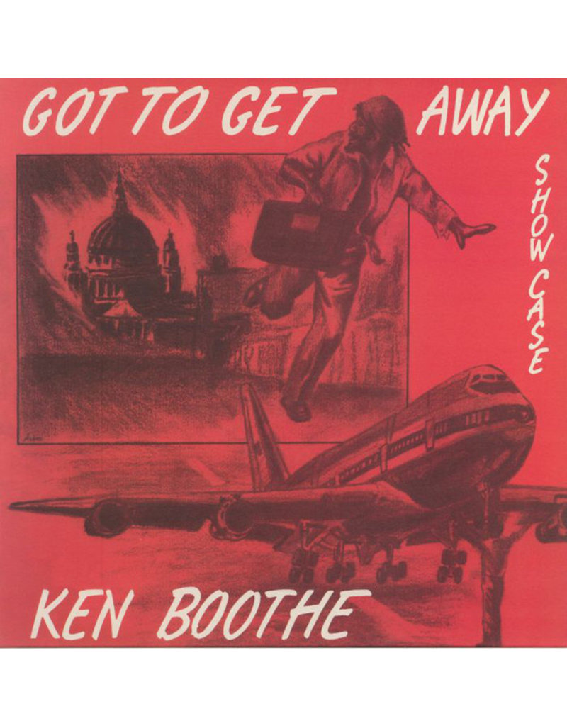 Ken Boothe – Got To Get Away Showcase LP
