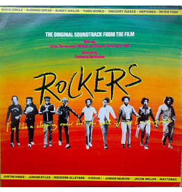 Various Artists ‎– Rockers (Original Soundtrack) LP