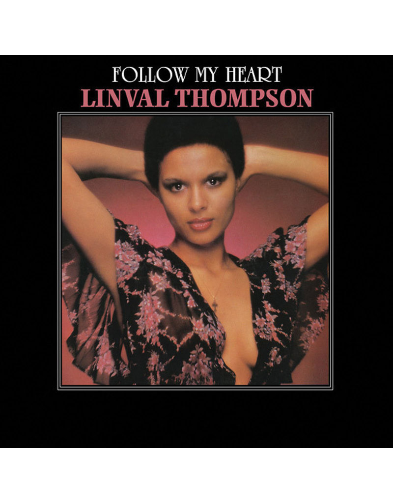 Linval Thompson ‎– Follow My Heart LP