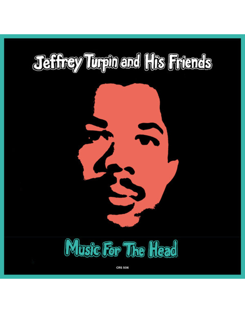 Jeffrey Turpin And His Friends ‎– Music For The Head 7""