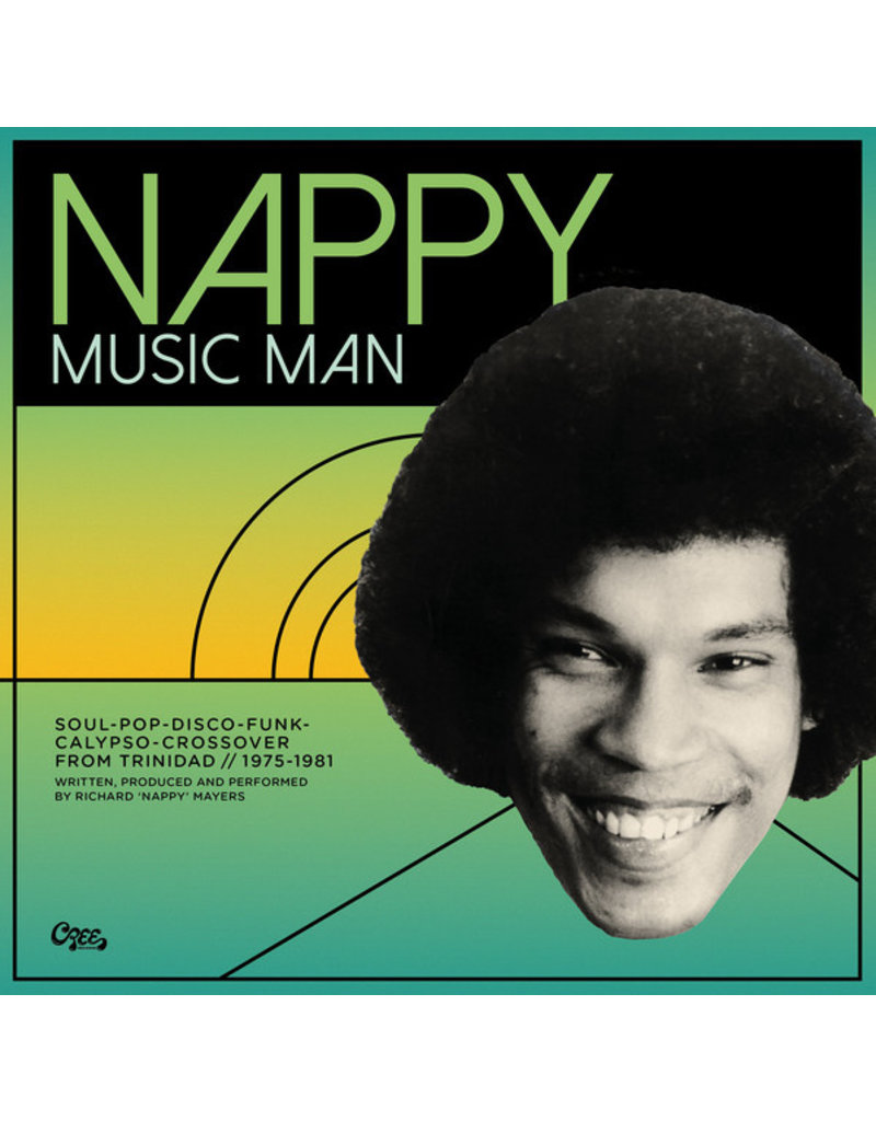 Various Artists - Nappy Music Man 2LP